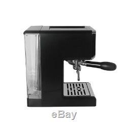 15 Bar Espresso Machine Maker Cappuccino Semi-Automatic Coffee Makers Extractor