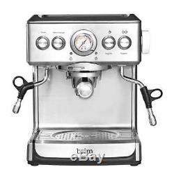 2.1L Espresso Coffee Machine Maker Bar Cappuccino Latte The Barista