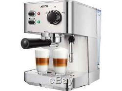 AICOK Espresso Machine, Cappuccino Maker, Latte Coffee Maker, with Milk