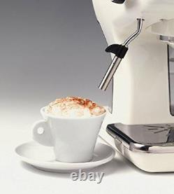 Ariete 1389/14 Vintage Espresso Coffee Machine 0.9 Liter Water Tank 15 bar Green