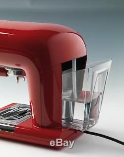 Ariete 1389/14 Vintage Espresso Coffee Machine 1 Liter Water Tank 15 bar Red