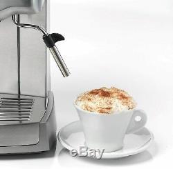 Ariete Metal Espresso coffee Machine for Powder and Pod 1000 W
