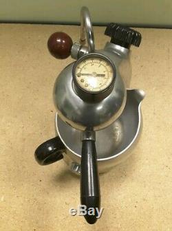 Atomic Brevetti Espresso/Cappuccino Coffee Maker Thos Cara LTD USED SEE AS IS