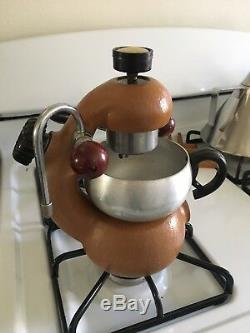 Atomic Brevetti Espresso/Cappuccino Coffee Maker Thos. Cara. Ltd San Fransisco CA