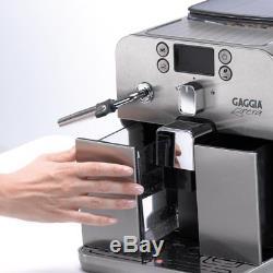 Automatic Commercial Grade Cup Espresso Cappuccino Coffee Machine Mix Maker