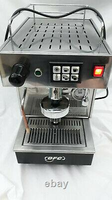 BFC Classica 1GV EL 1 Group Espresso Coffee Machine 2kW Commercial Made in Italy
