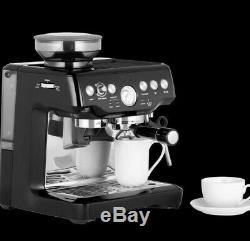 BN Sage The Barista Express Bean-To-Cup Espreso Coffee Machine BES875BKS Black