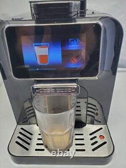 BOH T6 New Fully Automatic Expresso Coffee, Latte Maker with Milk Cooler