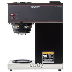BRAND NEW Coffee Maker 12 Cup BUNN Pourover Brewer Machine 2 Warmer Commerical