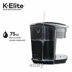BRAND NEW Keurig K-Elite Single Serve K-Cup Pod Coffee Maker
