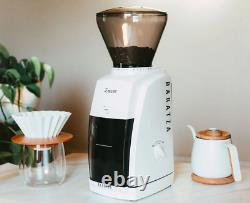 Baratza Encore Coffee Grinder in White, Freehipping