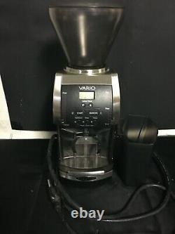 Baratza Vario 885 Coffee Grinder featuring Mahlkönig Ceramic Burrs