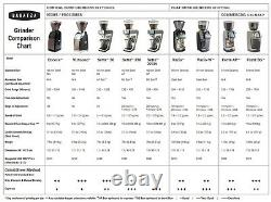 Baratza Virtuoso+ Plus Best Conical Burr Coffee Grinder Authorized Dealer