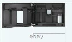 Bosch CTL636EB6 built-in coffee machine, free shipping Worldwide