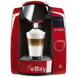 Bosch TASSIMO Joy TAS4503GB Red Hot Drinks Coffee Pod Machine