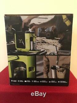 Brand New OXX COFFEEBOXX Green Single-Serve K-Cup Coffee Maker CBK250G01