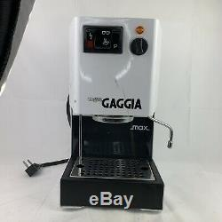 Brevetti Gaggia Coffee Max Espresso Cappuccino Machine USED WORKING
