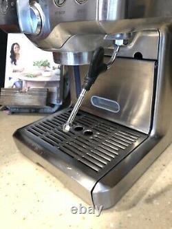 Breville 800ESXL Espresso / Cappuccino Coffee Machine CLEAN FREE SHIPPING