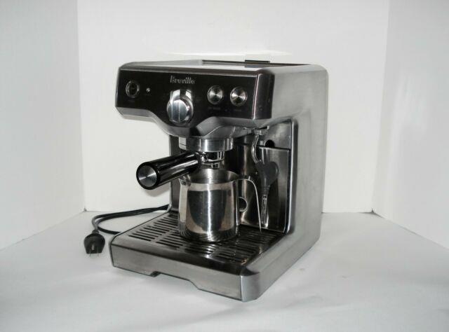 Breville 800esxl Stainless Steel Espresso Cappuccino Coffee Maker Machine