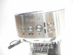 Breville BES500BSS Espresso Maker Bambino Plus w Milk Jug