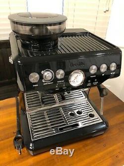 Breville Barista Express BES870BSXL Coffee Maker Black Sesame