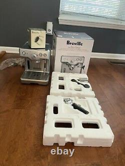 Breville Duo-Temp 800ESXL Espresso Maker