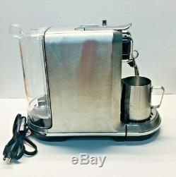 Breville-Nespresso BNE800BSS Nespresso Creatista Plus Coffee Espresso Machine