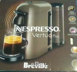 Breville Nespresso Coffee Espresso Cappuccino Latte Maker Machine