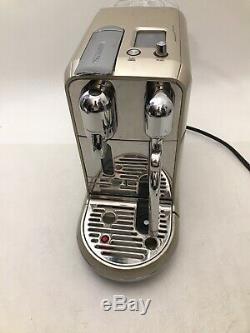 Breville Nespresso Creatista Plus Coffee Espresso Machine