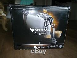 Breville Nespresso Creatista Plus Coffee Machine Silver (BNE800BSS)