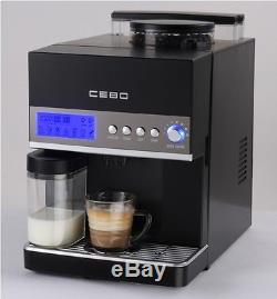 CEBO Automatic Cappuccino Espresso Machine YCC 50 AB Various Coffee Office Cafe