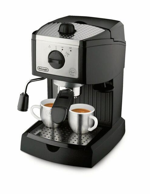 Cafetera Profesional Con Dispensador Para Café Espresso Y Capuccino