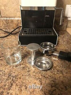 Coffee Gaggia Espresso Machine Gaggia Classic VINTAGE WHITE