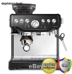 Coffee Machine Stainless Espresso Cappuccino Kitchen Latte Steam Barista 15 Bar