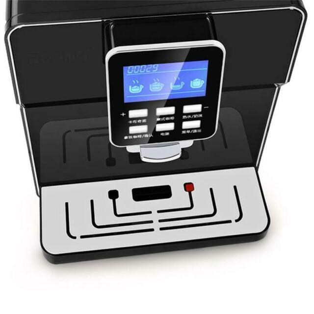 Commercial Automatic Barista Coffee, Espresso, Latte, Cappuccino Machine
