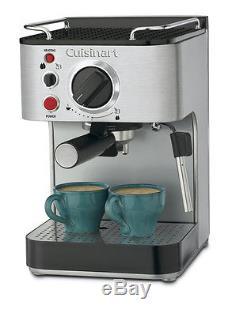 Cuisinart 15-Bar Espresso/cappuccinos/ Latte/Coffee Maker Free Shipping