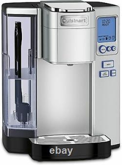 Cuisinart SS-10P1 Premium Programmable Single-Serve Coffee Maker