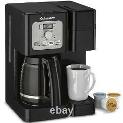 Cuisinart SS-12 Coffee Center 12-Cup Coffee Maker & Single-Serve Brewer