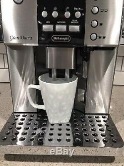 DELONGHI GRAN DAMA ESAM 6600 AUTOMATIC ESPRESSO/COFFEE MAKER Retail $2400