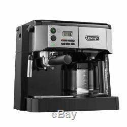 DeLonghi All-in-One Cappuccino, Espresso and Coffee Maker
