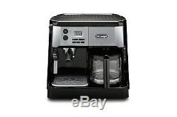 DeLonghi BCO430BC Combination Pump Espresso Drip Coffee and Cappuccino Maker