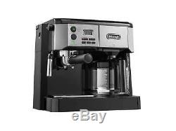 DeLonghi BCO430. BM Combination Pump Espresso Drip Coffee and Cappuccino Maker