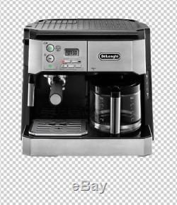 DeLonghi BCO430. T Combination Pump Espresso Drip Coffee and Cappuccino Maker
