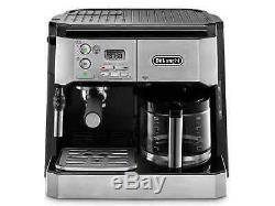DeLonghi BCO432 Combination Pump Espresso Drip Coffee and Cappuccino Maker