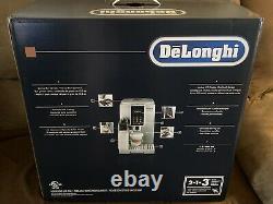 DeLonghi Dinamica LatteCrema Automatic Coffee Espresso Machine Iced Milk Frother