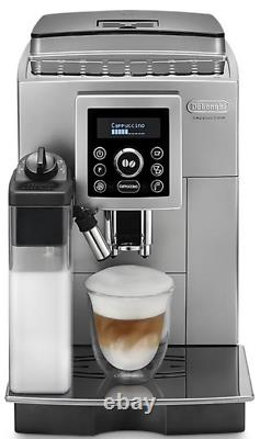 DeLonghi ECAM23.460 SB Bean to Cup Coffee Machine Silver & Black Ex Display