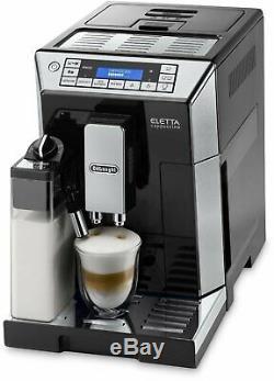 DeLonghi ECAM 45.766. B Eletta Cappuccino coffee machine, free ship Worldwide