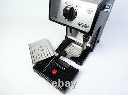 DeLonghi ECP35.31 Italian Espresso Coffee Maker Milk Frother Black