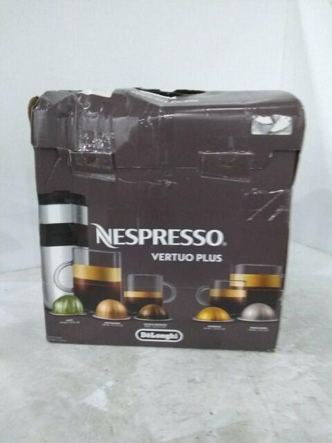 Delonghi Env150r Nespresso Vertuo Plus Deluxe Coffee And Espresso Machine