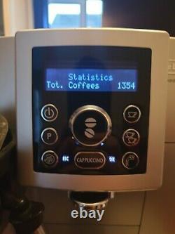 DeLonghi Ecam 23.460. S Bean to Cup Coffee Machine Silver & Black